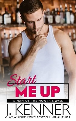 Start Me Up (Man of the Month 4) by J. Kenner