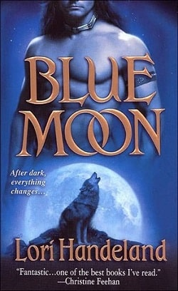 Blue Moon (Nightcreature 1) by Lori Handeland