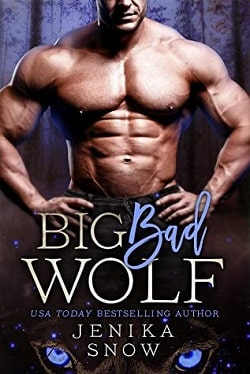 Big Bad Wolf (The Lycans 1) by Jenika Snow