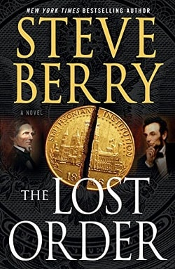 The Lost Order (Cotton Malone 12) by Steve Berry