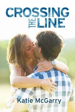 Crossing the Line (Pushing the Limits 1.10) by Katie McGarry