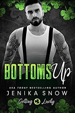 Bottoms Up (Getting Lucky) by Jenika Snow