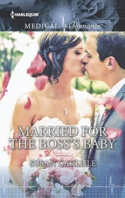 Married for the Boss's Baby by Susan Carlisle
