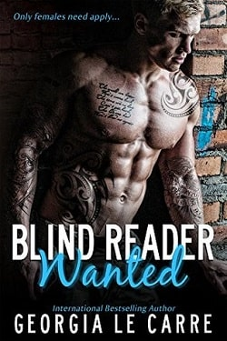 Blind Reader Wanted by Georgia Le Carre