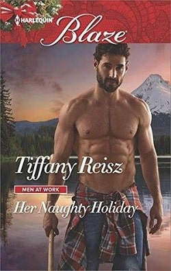 Her Naughty Holiday (Men at Work 2) by Tiffany Reisz