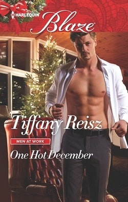 One Hot December (Men at Work 3) by Tiffany Reisz