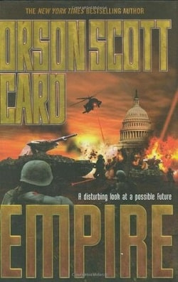 Empire (Empire 1) by Orson Scott Card