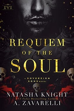 Requiem of the Soul (The Society Trilogy 1) by A. Zavarelli, Natasha Knight