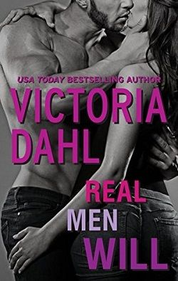 Real Men Will (Donovan Brothers Brewery 3) by Victoria Dahl
