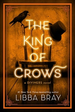 The King of Crows (The Diviners 4) by Libba Bray