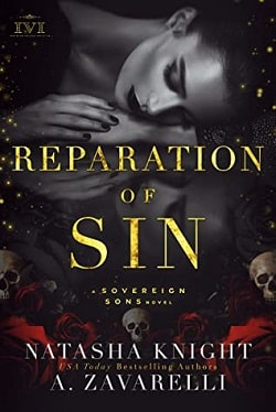 Reparation of Sin (The Society Trilogy 2) by A. Zavarelli, Natasha Knight