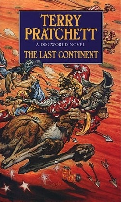 The Last Continent (Discworld 22) by Terry Pratchett
