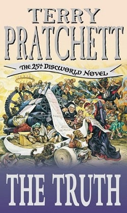 The Truth (Discworld 25) by Terry Pratchett